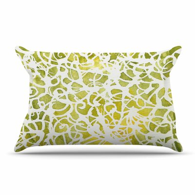 Rosie Brown Spiral Abstract Pillow Case