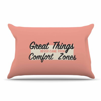 Juan Paolo Great Things Digital Vintage Pillow Case