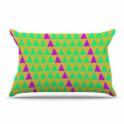 Matt Eklund Fiesta Pillow Case