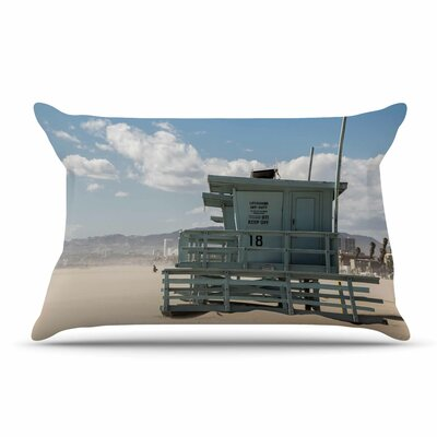 Juan Paolo No Lifeguard On Duty Pillow Case