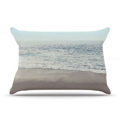 Monika Strigel 'The Sea' Coastal Pillow Case