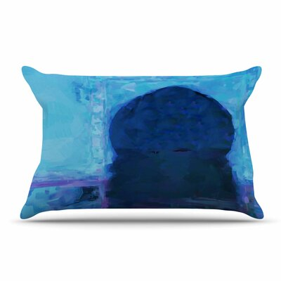 Oriana Cordero Chefchaouen- City Pillow Case