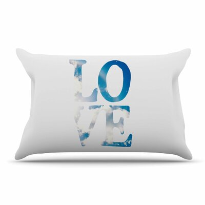 Robin Dickinson Love Cloud Pillow Case