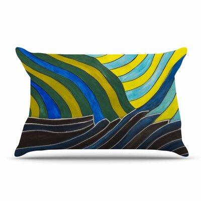 NL Designs Desert Waves Pillow Case