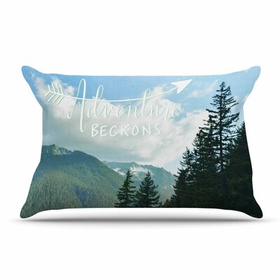 Robin Dickinson Adventure Beckons Nature Landscape Pillow Case