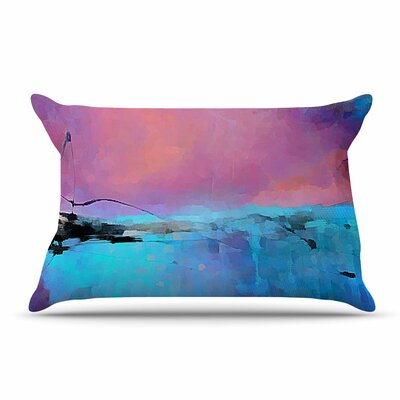 Oriana Cordero Versailles-Abstract Pillow Case