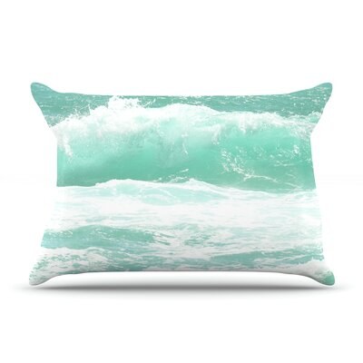 Monika Strigel 'Maui Waves' Pillow Case