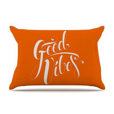 Roberlan Good Vibes Pillow Case
