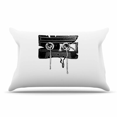 BarmalisiRTB 'Cassette Memories' Pillow Case