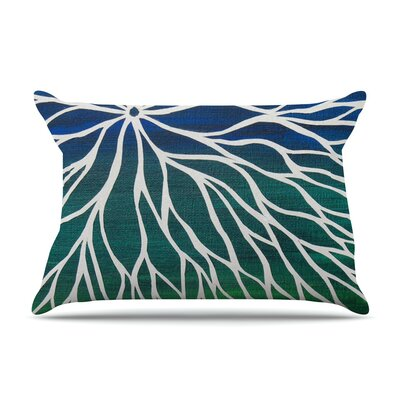 NL Designs Ocean Flower Pillow Case