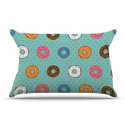 Juan Paolo Doughnut Brigade Food Pillow Case