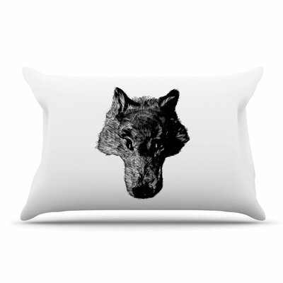 BarmalisiRTB Coyote Pillow Case