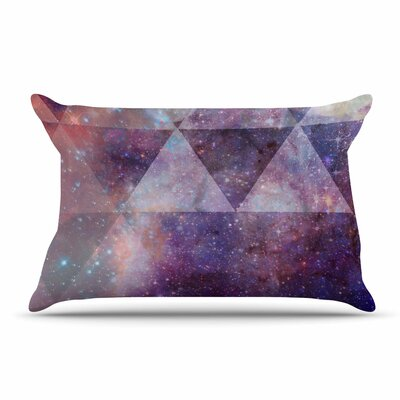 Suzanne Carter Geometric Stars Pillow Case