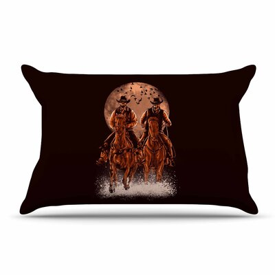 BarmalisiRTB Come At Night Pillow Case
