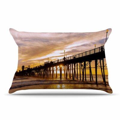 Juan Paolo The Golden Hour Pillow Case