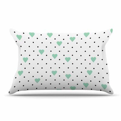Project M Pin Point Polka Dot Pillow Case