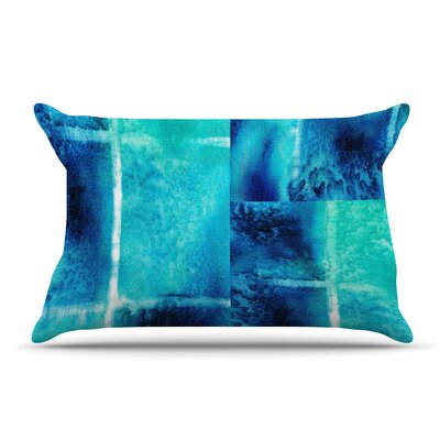 Nina May Saltwater Study Pillow Case