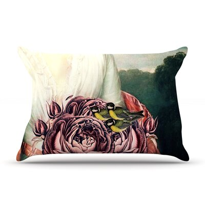 Suzanne Carter The Bouquet Pillow Case