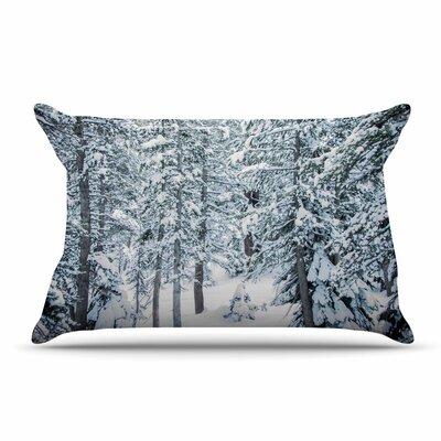 Juan Paolo Winter Trials Snow Pillow Case