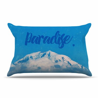 Robin Dickenson Paradise. Nature Pillow Case