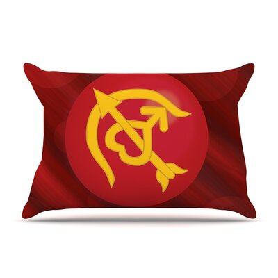NL Designs Mars Marsala Pillow Case