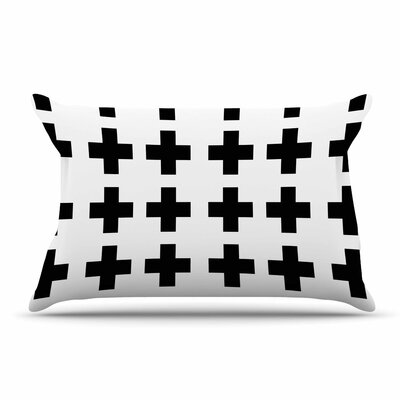 Suzanne Carter 'Swedish Cross' Pillow Case