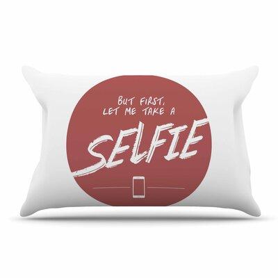 Juan Paolo Let Me Take A Selfie Pillow Case