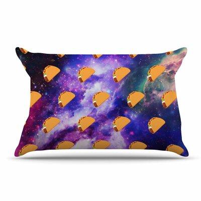 Juan Paolo Taco Galaxy Pillow Case