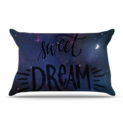 Robin Dickinson Sweet Dream Galaxy Pillow Case