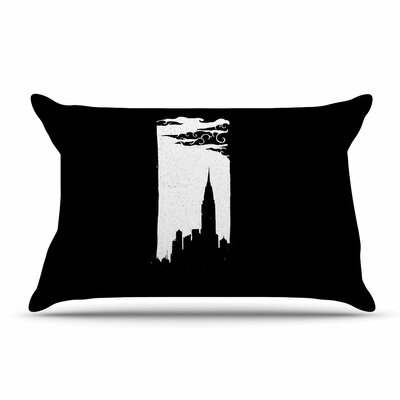 BarmalisiRTB 'Chrysler Building' Pillow Case