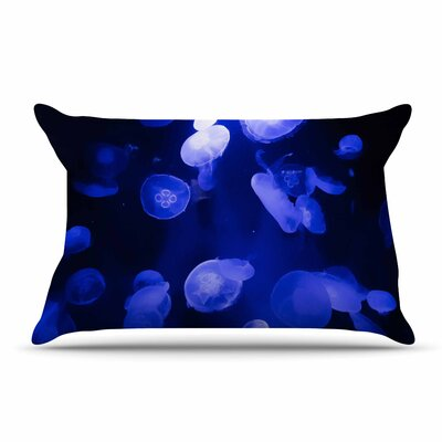Juan Paolo Jellyfish Pillow Case