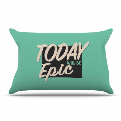 Juan Paolo Epic Day Vintage Pillow Case