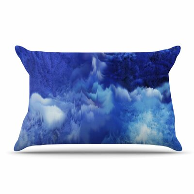 Nina May Saltwater Collage Pillow Case