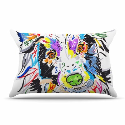 Rebecca Fisher Buzz Dog Pillow Case