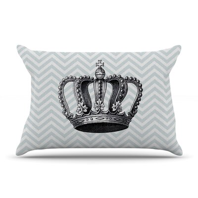 Suzanne Carter Crown Pillow Case