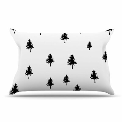 Suzanne Carter Pine Tree Pillow Case