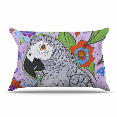 Rebecca Fisher Rio Parrot Pillow Case