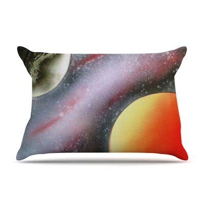 Infinite Spray Art Alignment Pillow Case