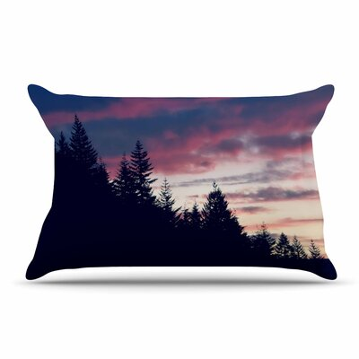 Robin Dickinson Go On Adventures Skyline Pillow Case
