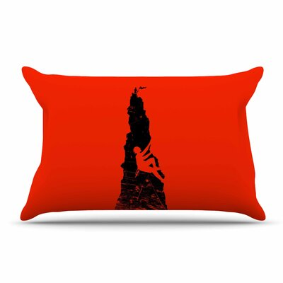 BarmalisiRTB Climbing Pillow Case