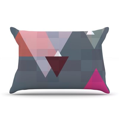 Suzanne Carter Geo Ii Geometric Pillow Case