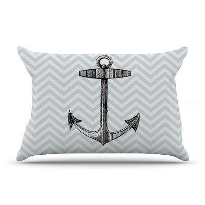 Suzanne Carter Anchor Pillow Case