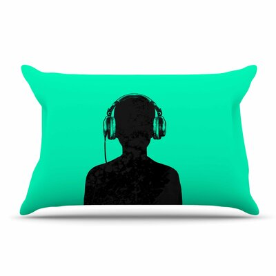 BarmalisiRTB Music Pillow Case