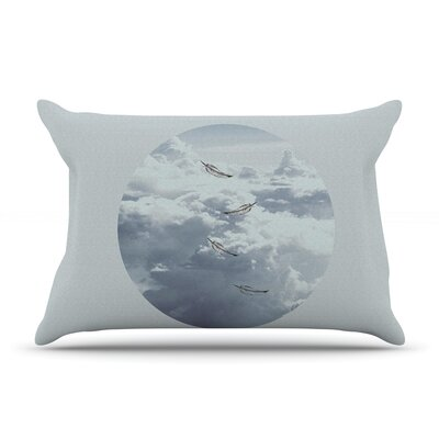 Suzanne Carter Feathers Pillow Case
