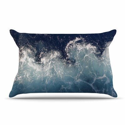Suzanne Carter Sea Spray Ocean Pillow Case