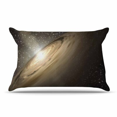 Suzanne Carter Galaxy Pillow Case