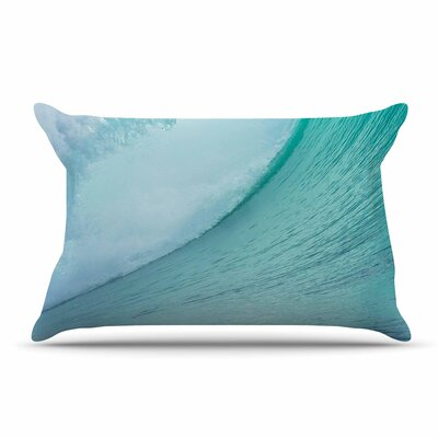 Susan Sanders Ocean Wave Pillow Case