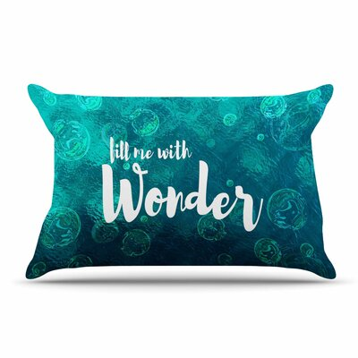 Suzanne Carter Wonder 2 Pillow Case