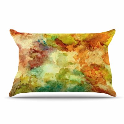 Rosie Brown Fall Bouqet Pillow Case
