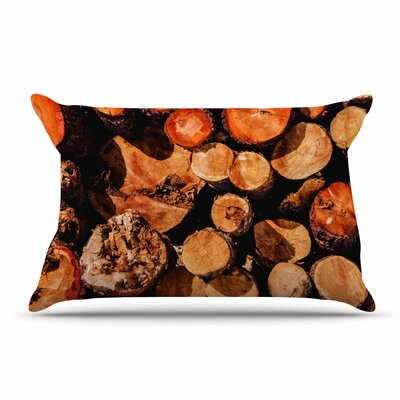 Juan Paolo The Lumber Yard Pillow Case